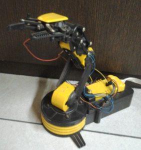 My Robotic Arm