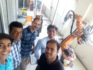 KUKA training programme_group photo