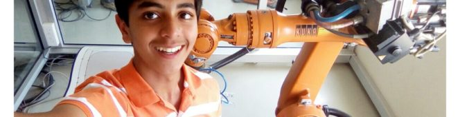 KUKA Robotics Training Programme