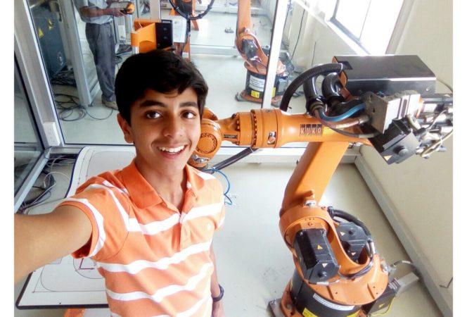 KUKA Robotics Training Programme